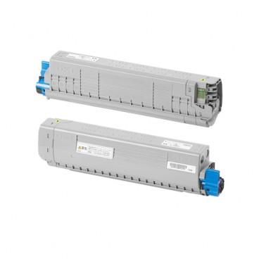 LED A3컬러프린터 C844dnw 옐로우토너(YELLOW Toner)-10,000매 46861312